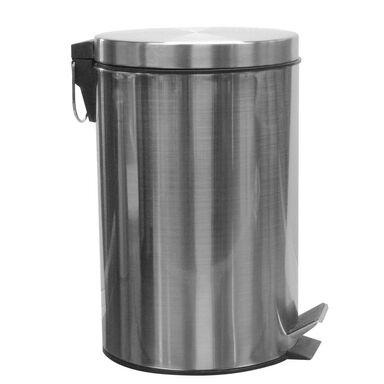 Łazienkowy kosz na śmieci BA-DE 12L