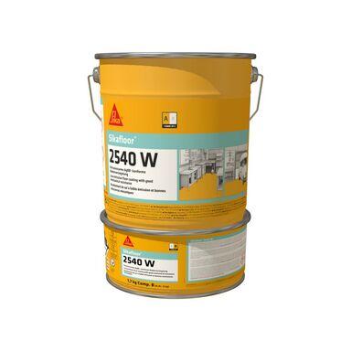 Posadzka żywica epoksydowa Sikafloor 2540W RAL1001 6 kg Sika
