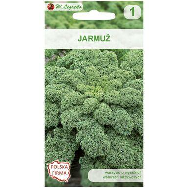 Nasiona warzyw HALBHOHER GRÜNER KRAUSER Jarmuż W. LEGUTKO