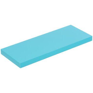 Półka ścienna KOMOROWA Niebieska 60 x 23,5 cm SPACEO