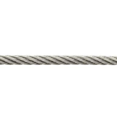 Linka stalowa nierdzewna 150 kg 4 mm x 40 m STANDERS