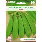 Groch siewny cukrowy BAJKA nasiona tradycyjne 30 g W. LEGUTKO