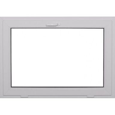 Okno PCV 2-szybowe O6 Białe 1165 x 835 mm