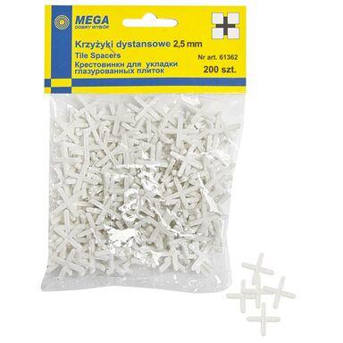 Krzyżyki do glazury 61362 MEGA
