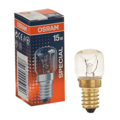 Żarówka do piekarnika E14 (230 V) 15 W 400 lm OSRAM