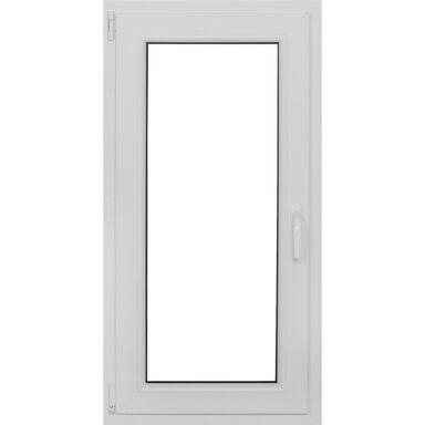 Okno PCV 2-szybowe O11 Białe 565 x 1165 mm