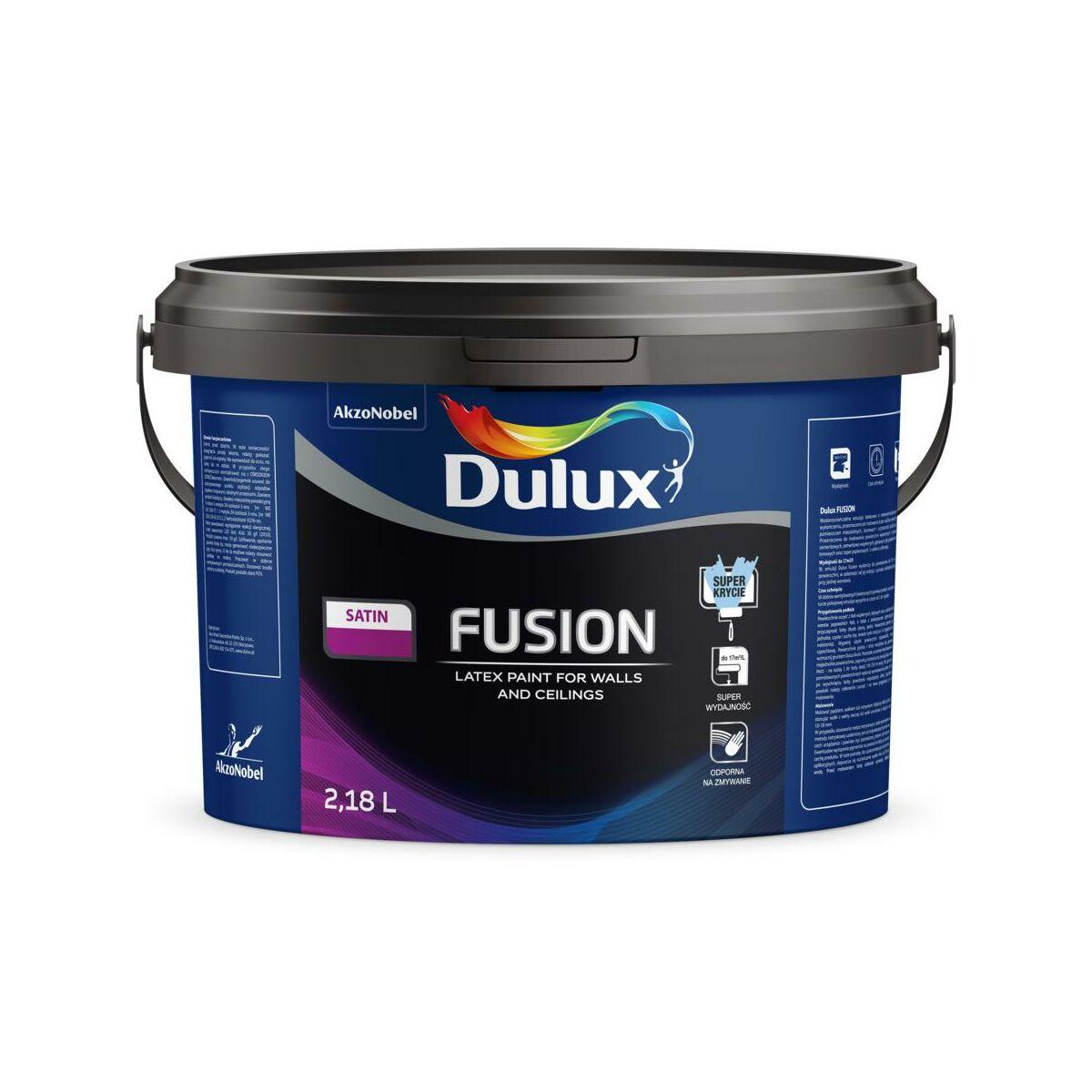Baza Do Mieszalni Farb Fusion Satin 209 L Dulux