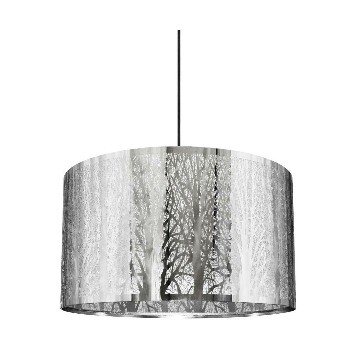 Lampa wisząca FOREST chrom E27 INSPIRE