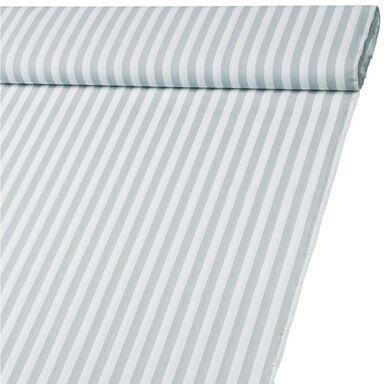 Tkanina bawełniana na mb ZEBRA szara w pasy szer. 160 cm