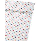 Tkanina dziecięca na mb SEONG GWIAZDKI szer. 160 cm bawełniana