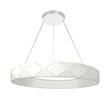 Lampa wisząca REUS biała 3240 lm LED LIGHT PRESTIGE