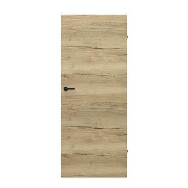 Skrzydło drzwiowe pełne Resist 7.1 Dąb Halifax 70 Prawe Porta