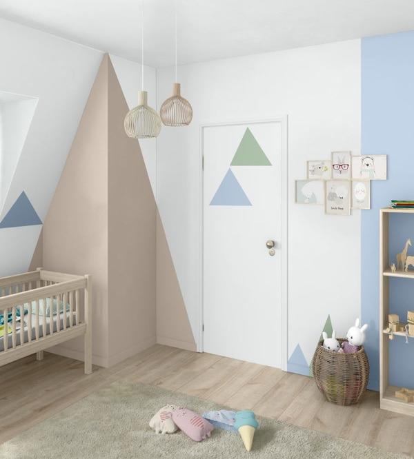 Drzwi do pokoju dziecka