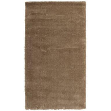 Dywan shaggy BERYS beżowy 100 x 150 cm