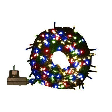 Lampki choinkowe 400 LED multikolor 13.45 m