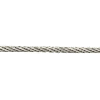 Linka stalowa nierdzewna 84 kg 3 mm x 50 m STANDERS