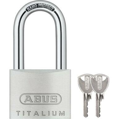 Kłódka pałąkowa TITALIUM 727TI/40 HB 40 ABUS
