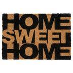 Wycieraczka wewnętrzna SWEET HOME 40 x 60 cm kokos INSPIRE