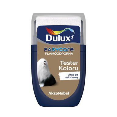 Tester farby EASYCARE 30 ml Vintage miodowy DULUX