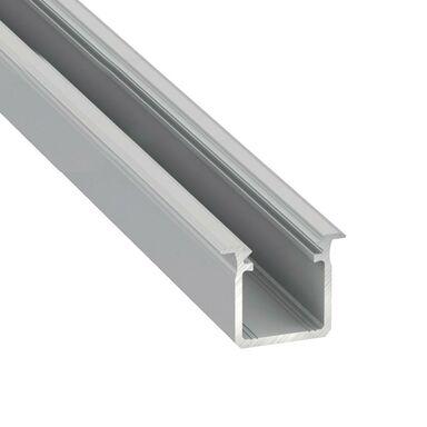 Profil aluminiowy do taśm LED TYP G dł. 2 m osłona mleczna EKO-LIGHT