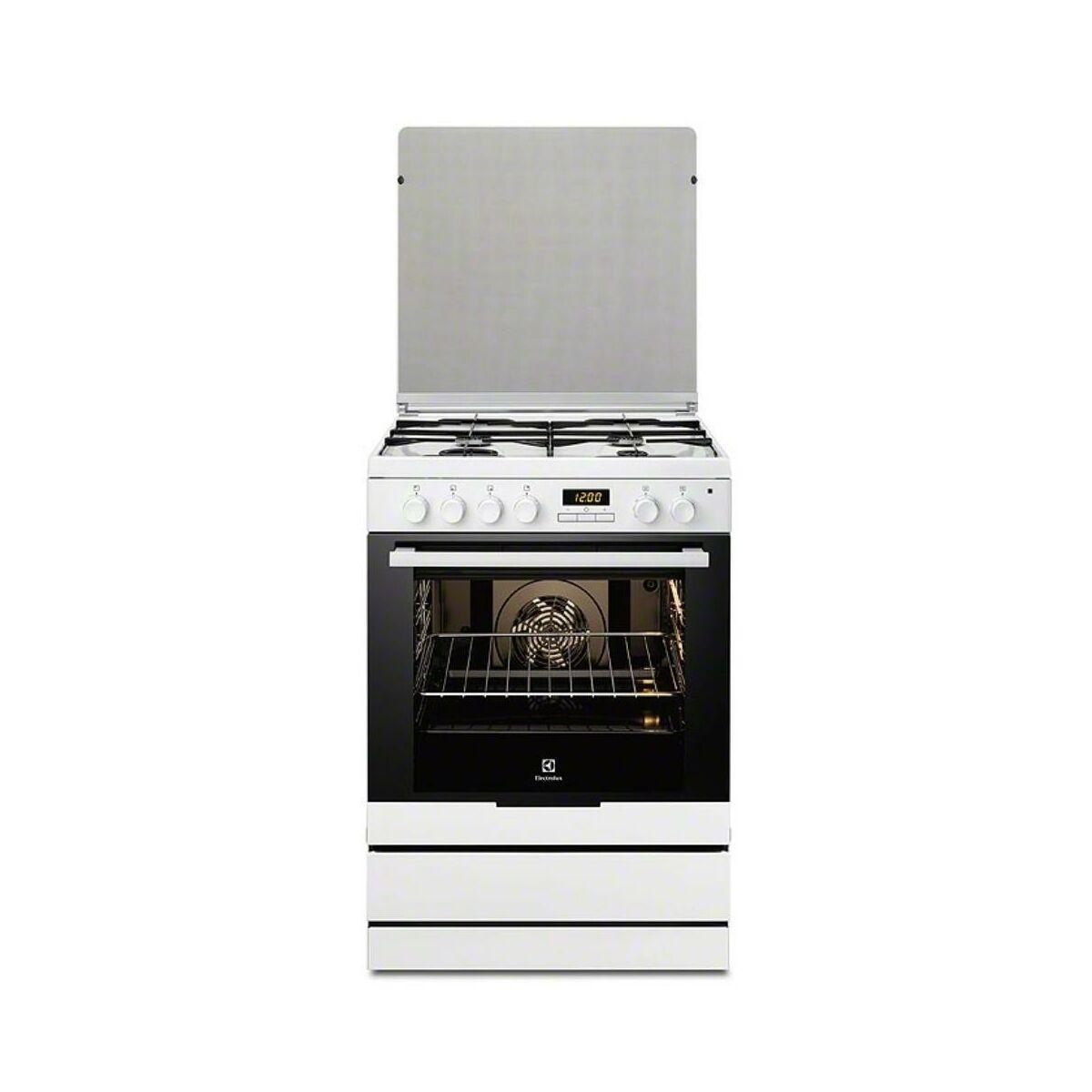 Kuchenki gazowe i elektryczne  Sprzet AGD wolnostojący w   -> Kuchnia Gazowo Elektryczna Odliczenie Vat