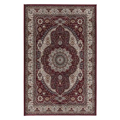 Dywan ASPHAN bordowy 120 x 170 cm wys. runa 7.5 mm MULTI-DECOR