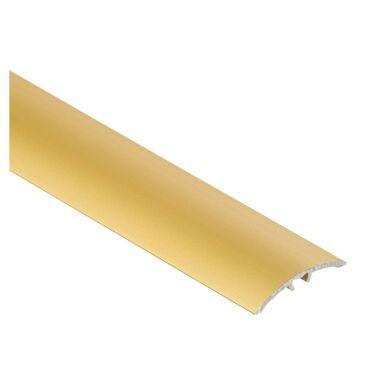 Profil wykończeniowy ŁĄCZĄCY MULTIFLOOR aluminium EASY LINE