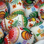 Serwetki świąteczne Folky Easter 33 x 33 cm 20 szt.