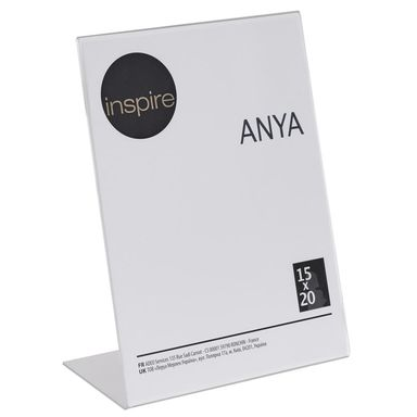 Ramka plexi Anya 15 x 20 cm Inspire