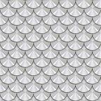Panel kuchenny szklany Platinium shield 60 x 60 cm Alfa-Cer
