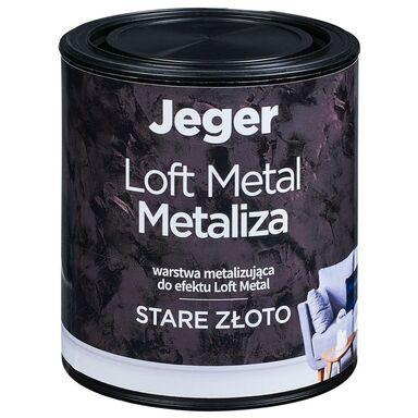 Warstwa metalizująca LOFT METAL METALIZA 0.4 l Stare złoto JEGER