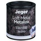 Warstwa metalizująca LOFT METAL METALIZA 0.4 l Złoto JEGER