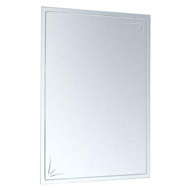 Lustro łazienkowe bez oświetlenia DIAMENTIC 55 x 80 80 x 55 cm VENTI