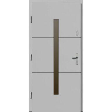 Drzwi wejściowe PROXIMA Białe 90 Lewe