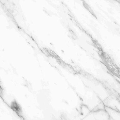 Panel kuchenny szklany Marble white 60 x 60 cm Alfa-Cer