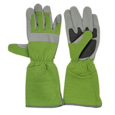 Rękawice ogrodowe długie MIX L / 8 RIM KOWALCZYK