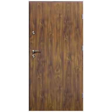 Drzwi wejściowe TRO ARTE Dąb 80 Prawe OK DOORS TRENDLINE