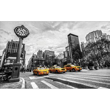 Fototapeta Żółte Taksówki 368 x 254 cm