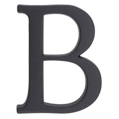 Litera /B/ 10,5CM GRAFIT ALUMINUM