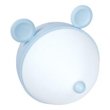 Lampka dziecięca MIKI biało-niebieska LED ACTIVEJET