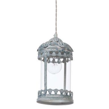 Lampa wisząca Vintage szara E27 Eglo