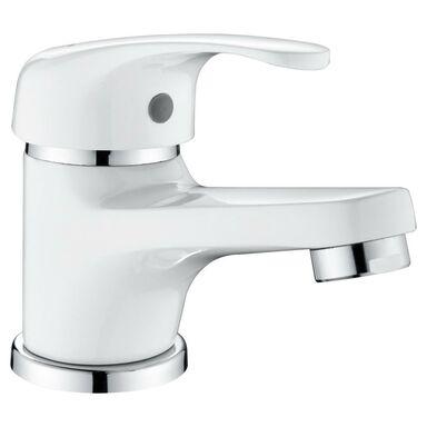 Bateria umywalkowa biała Natu Sensea