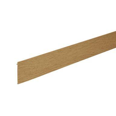 Osłona szyny sufitowej 200 cm dąb 50 mm KARTEN