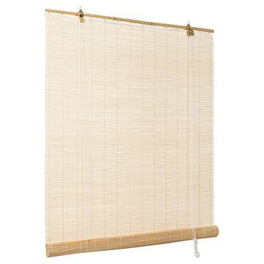 Roleta okienna bambusowa NATURAL 70 x 180 cm