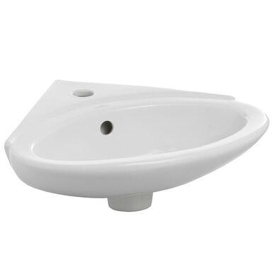 Umywalka toaletowa narożna TETA CERSANIT