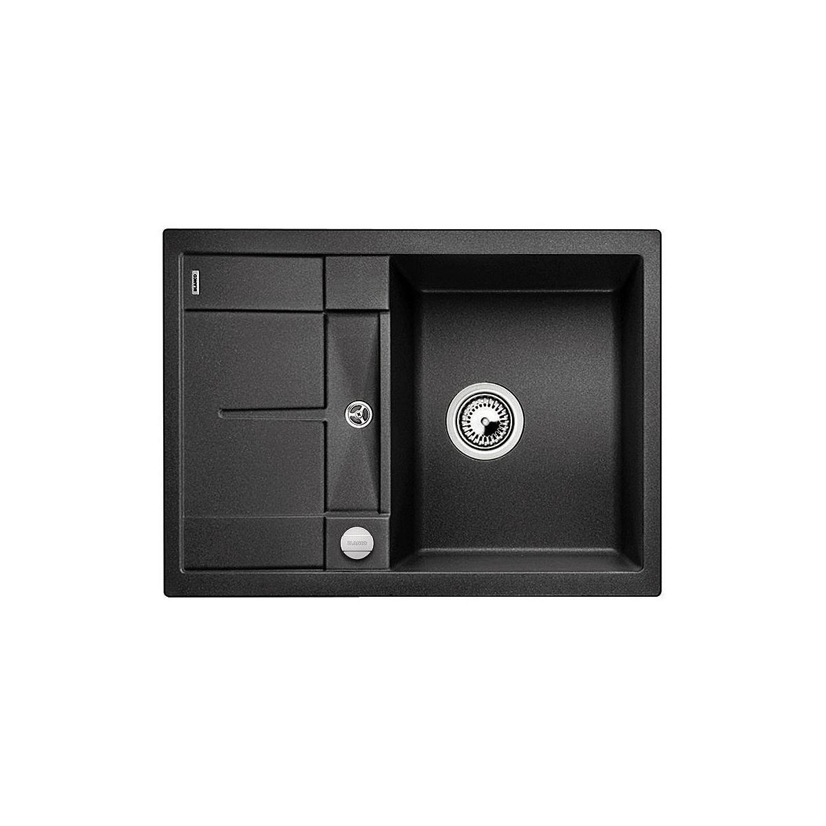 zlewozmywak metra 45 s compact blanco zlewozmywaki. Black Bedroom Furniture Sets. Home Design Ideas