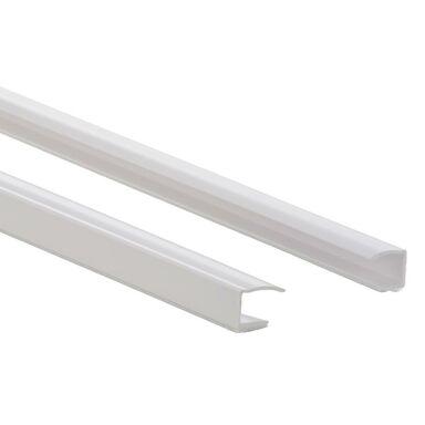 Prowadnica PCV do rolet 150 cm biała