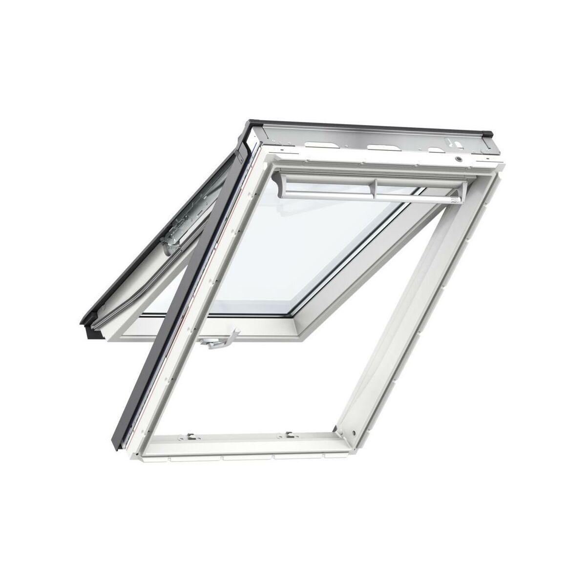 okno dachowe gpu pk06 0050 velux okna dachowe w atrakcyjnej cenie w sklepach leroy merlin. Black Bedroom Furniture Sets. Home Design Ideas