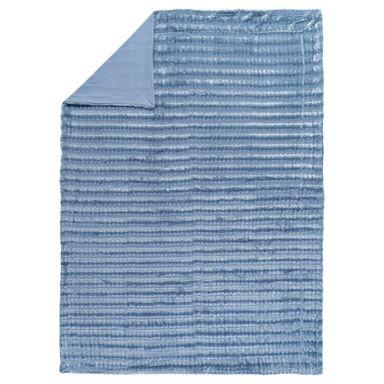 Pled Antartic niebieski 130 x 180 cm