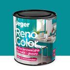 Farba renowacyjna RENO COLOR do mebli i glazury 0.45 l Curacao Wysokoodporna JEGER
